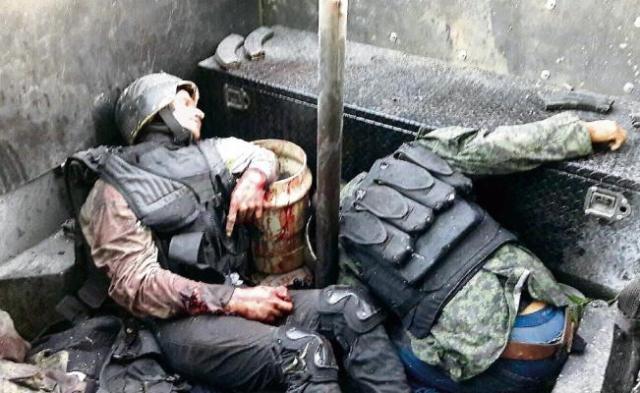 Al menos 24 muertos tras enfrentamientos del crimen organizado