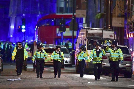 7 muertos tras atentados del sábado en Londres
