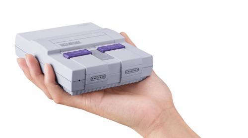 Nintendo anuncia NES Mini Classic