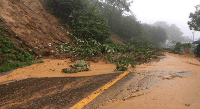 A causa de las lluvias en Oaxaca se suman 6 muertos