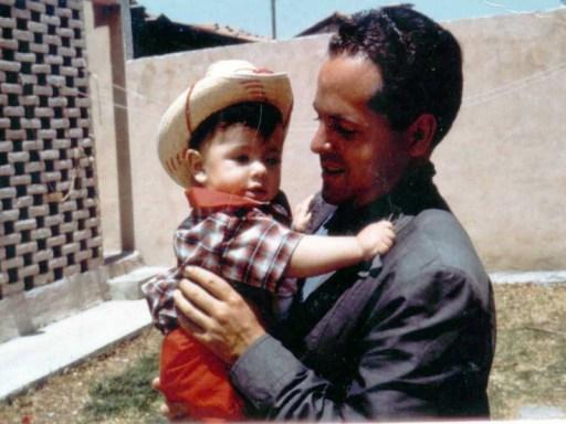 Peña Nieto y secretarías celebran el Día del Padre