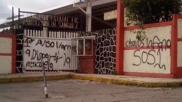 Alerta por supuesta amenaza a escuela primaria de Lerma