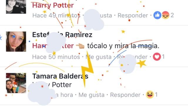 Celebra los 20 años de 'Harry Potter' en Facebook, Twitter e Instagram