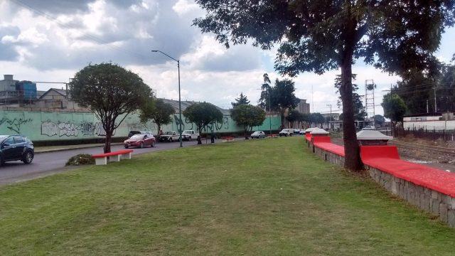 En Toluca rehabilitan 45 parques y jardines, crean además 13 parques de bolsillo