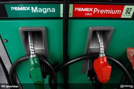 Premium continúa en 17.98 pesos, Magna subirá a 16.25