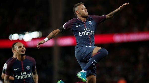 Debut de ensueño para Neymar en París