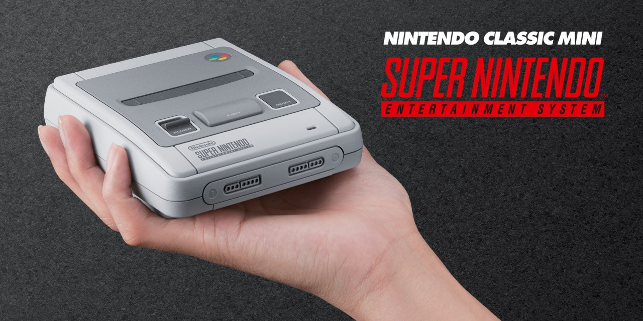 Nintendo anuncia mayor producción del Mini SNES