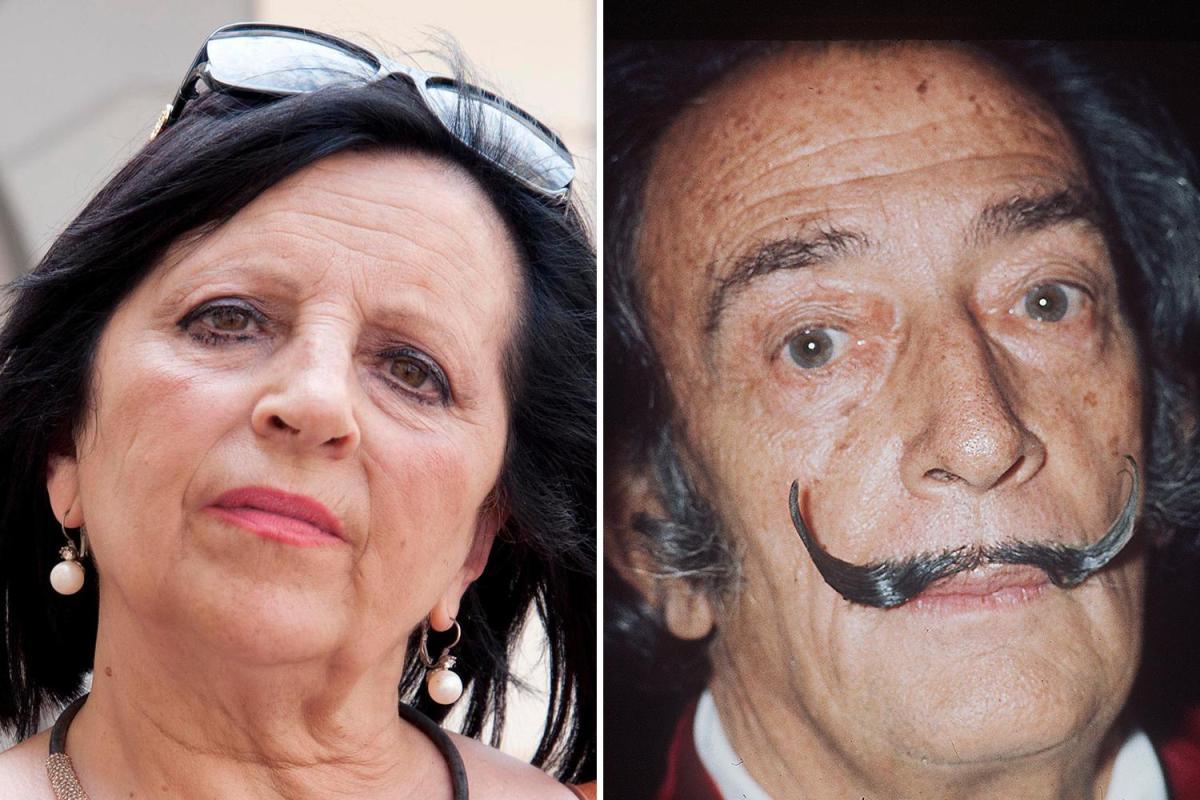 ADN demuestra que Pilar Abel no es hija de Dalí