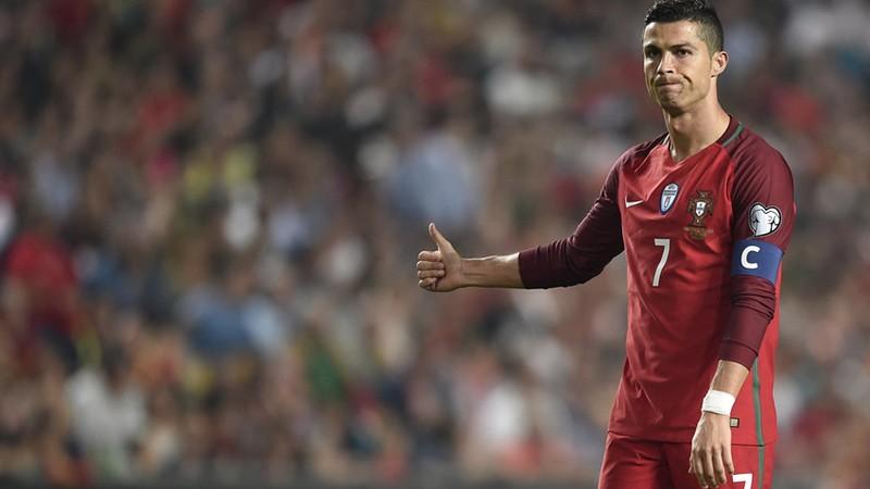 Selección de Portugal no convoca a CR7