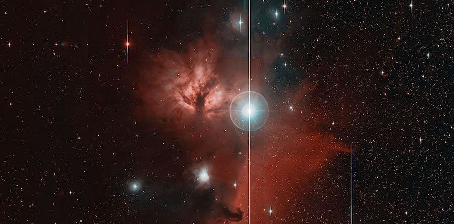 La nueva imagen de la nebulosa de Orión
