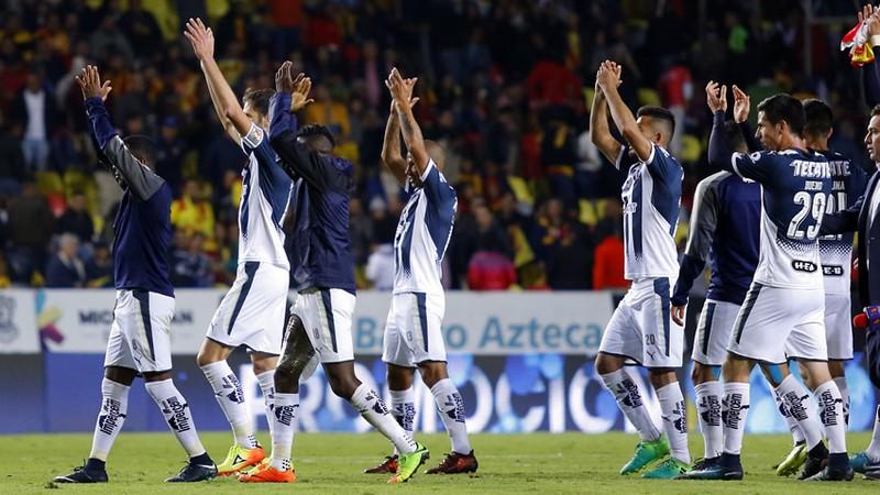 Monterrey dio primer golpe ante Monarcas en semifinales
