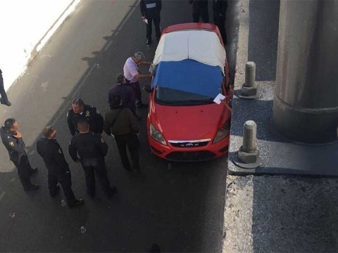 Asesinan a hombre de 15 balazos en la CDMX