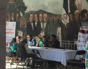 Asesora Edomex a más de 90 mil mexiquenses en materia jurídica