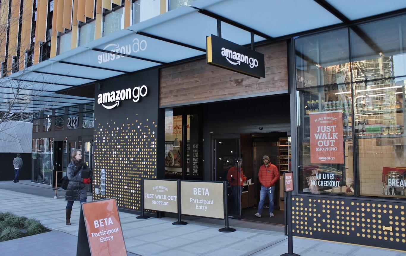 Amazon Go abre sus puertas hoy: así funciona la tienda sin cajas para pagar