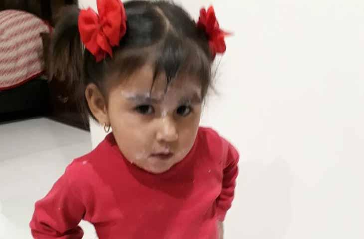 ¡URGENTE! Se llevaron a niña en una camioneta en Metepec