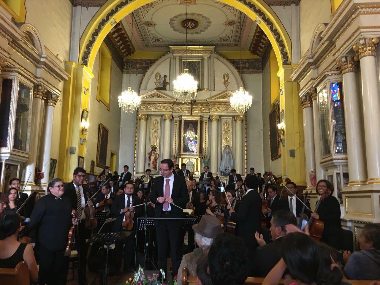 Clausura gran concierto de la OFiT Semana de la Mujer