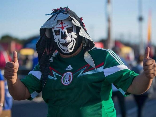 La FIFA no quiere enmascarados en el Mundial