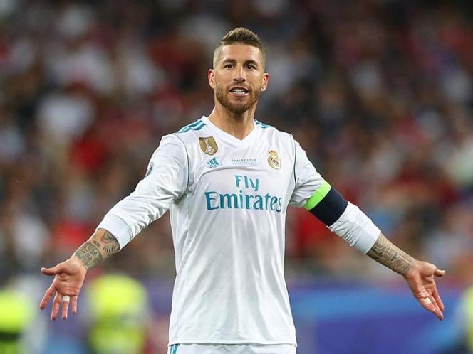 UEFA no hará nada contra Sergio Ramos