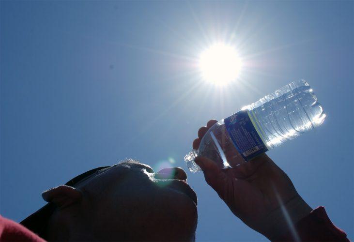 Onda de calor predomina en gran parte del territorio nacional