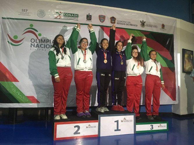 Logra Edoméx plata y bronce en boliche en la Olimpiada Nacional 2018