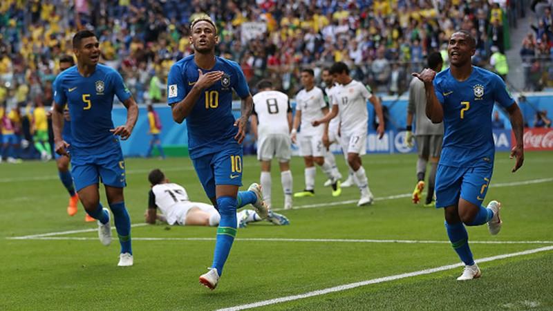 Keylor hizo sufrir a Brasil, que por fin ganó en Rusia 2018