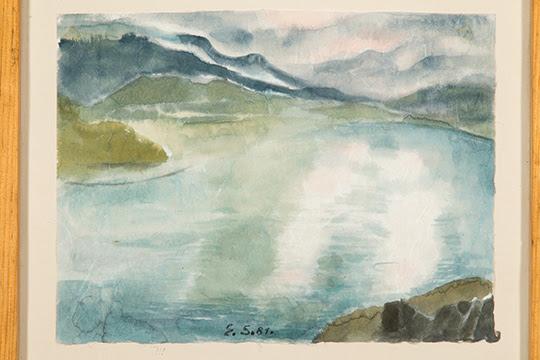 Exhiben En Valle De Bravo la obra de Ernst Saemisch