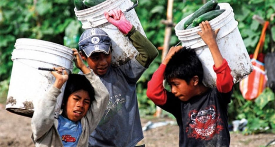 Trabaja Edoméx en protocolo de actuación para erradicar trabajo infantil