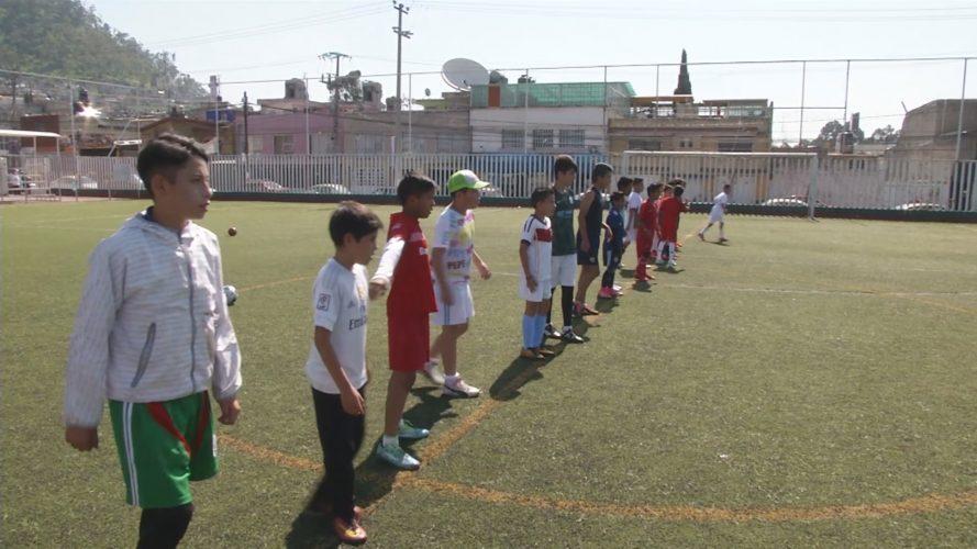 Se preparan equipos de Toluca para el octavo Torneo Internacional de Futbol Soccer Juvenil 2018