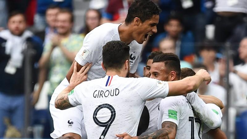 Francia elimina a Uruguay y llega invicto a Semifinales en Rusia 2018