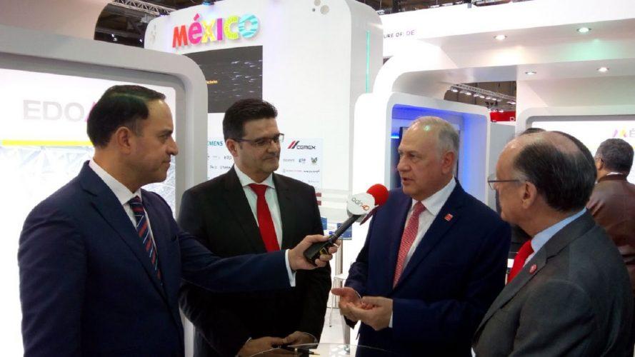 Capta Edoméx más de mil 700 millones de pesos en inversión nacional