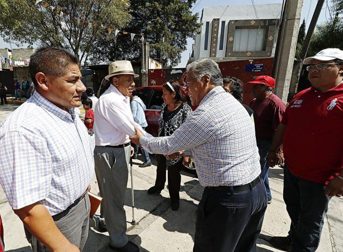 Mejoran sistema de drenaje sanitario y pluvial en Santa María Zozoquipan