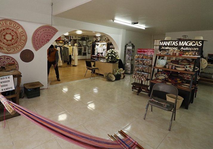 Refuerza Toluca el sector artesanal con ampliación de espacios