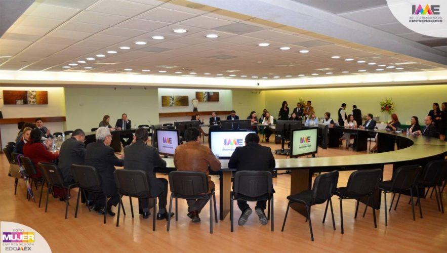 Abren Gobierno Estatal y empresarias mexiquenses espacio de empoderamiento para mujeres emprendedoras