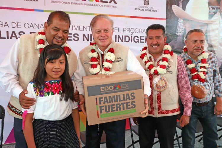 Programa Niñez Indígena será duplicado a 20 mil beneficiarios