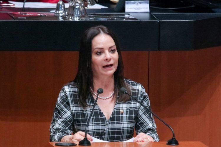 Pide Nuvia Mayorga que Senado reconozca pronta acción de PROFECO tras emitir alertas rápidas para salvaguardar derechos de consumidores