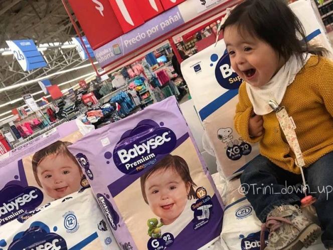 Triunfan en campaña publicitaria bebés con síndrome de Down