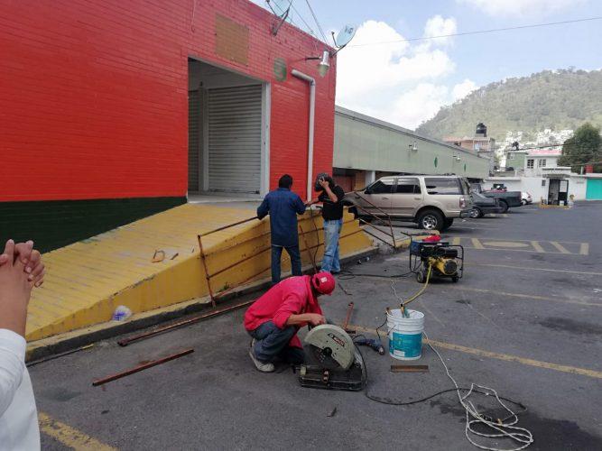 Toluqueños reconocen trabajos de mantenimiento en mercados tradicionales