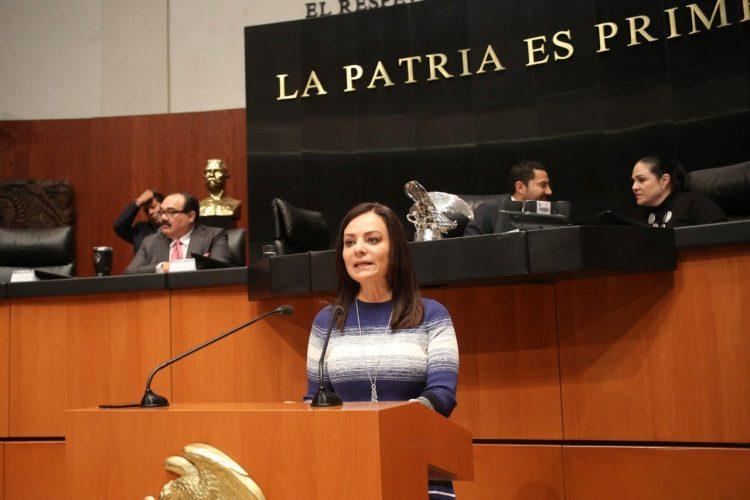 Exhorta Senadora Nuvia Mayorga a próxima administración federal apoyo transversal para mujeres indígenas