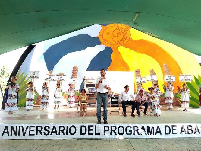 Diconsa abastece los 106 municipios de Yucatán: Orlando Olguín