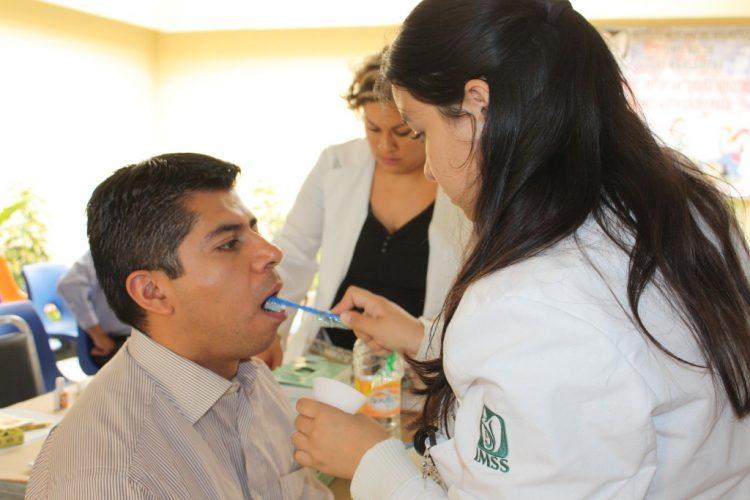 Participa IMSS Poniente en la segunda Semana Nacional de Salud Bucal