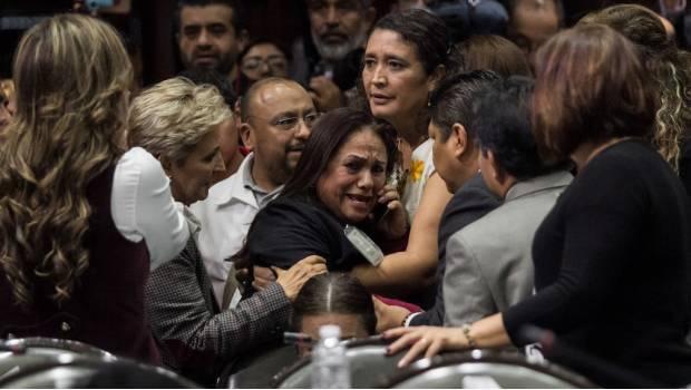 Matan a hija de la diputada Carmen Medel
