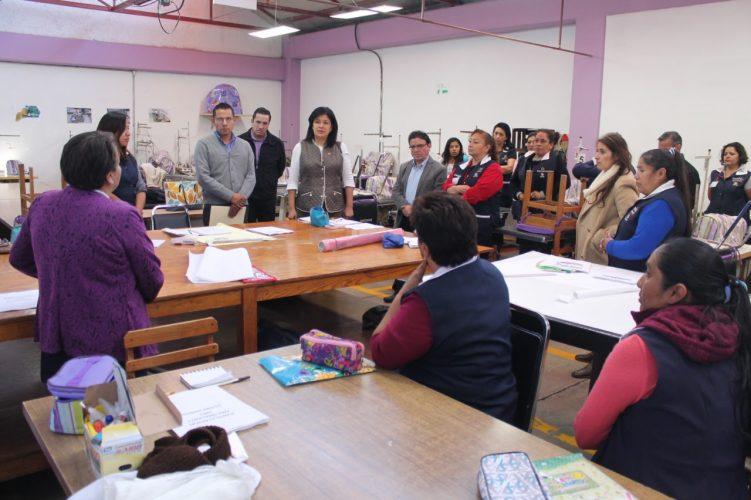 Atienden escuelas de artes y oficios necesidades del sector productivo