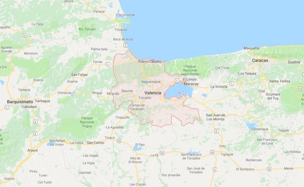 Foto: tomada de Google maps