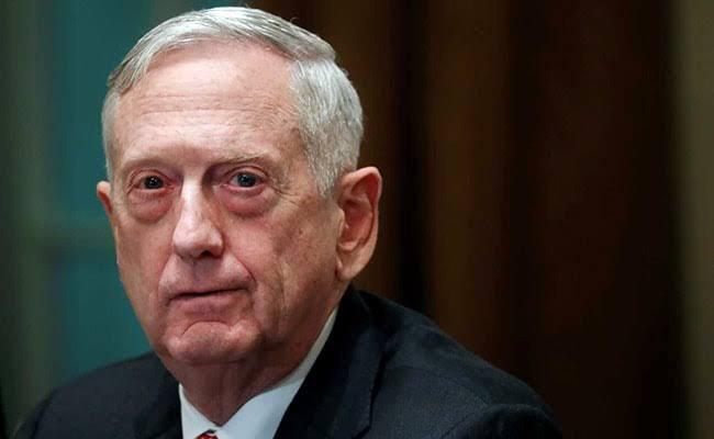 Renuncia el Secretario de Defensa Jim Mattis, enésima renuncia para Trump