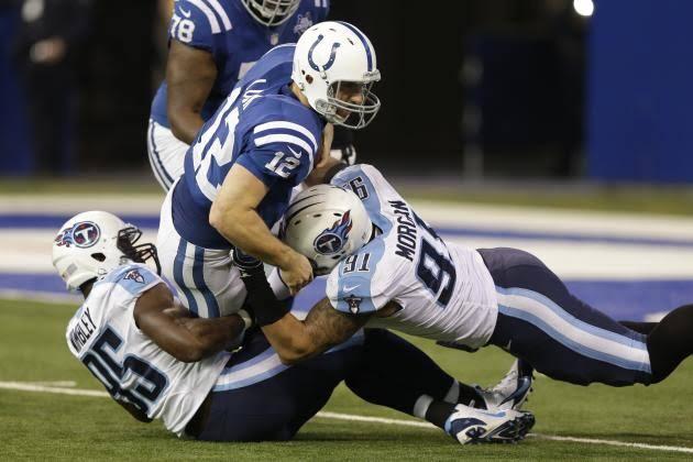 La NFL anuncia el cambio a horario estelar para juego entre Colts y Titans