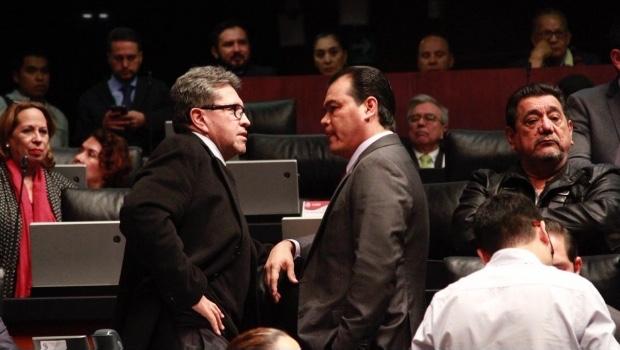 Juan Zepeda es expulsado de la Comisión de Justicia del Senado