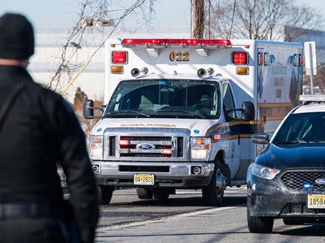 Policía en alerta tras tiroteo en Nueva Jersey