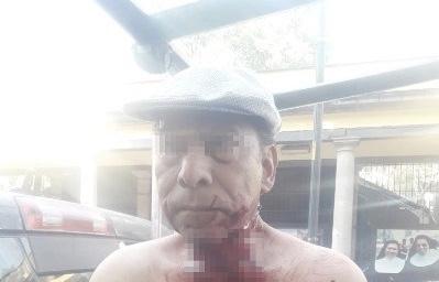 Hombre violó a su propio nieto, hija lo apuñaló al descubrirlo