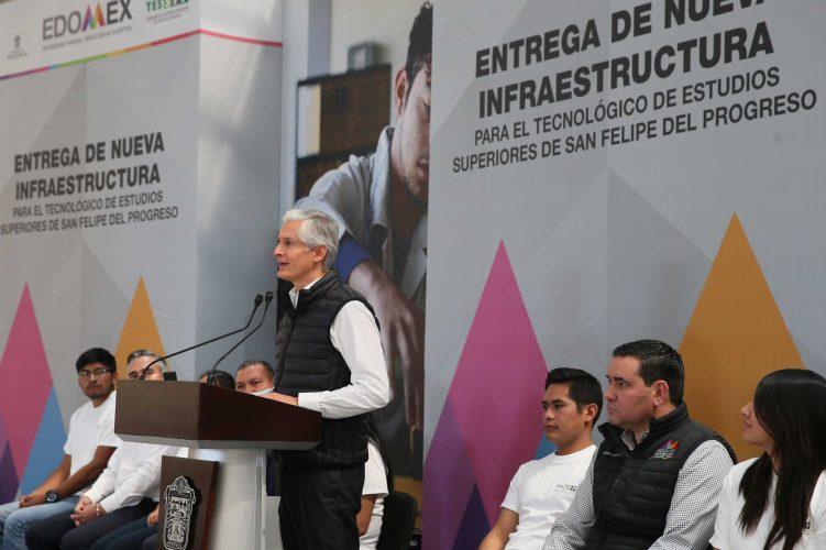 Se destinará más de 45 mil 800 millones de pesos al Sector Educativo en 2019: Alfredo del Mazo