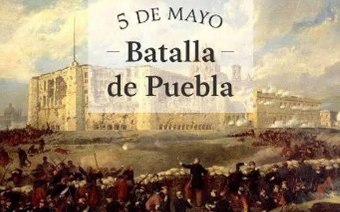 Secretaría de educación confunde el 5 de febrero con la Batalla de Puebla
